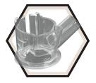Nozzle Adaptors - Cutout Tools / *Makita Dust Extractors