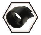 Nozzle Adaptors - Planers / *Makita Dust Extractors