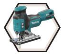 Jig Saw (Tool Only) - Barrel Handle - 18V Li-Ion / DJV181Z *LXT