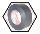 "Duct Tape - 2"" - Grey / 93-21"