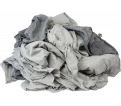Cotton Polo Rags - Low Lint - Grey / POLOGRAY