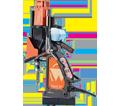 "Magnetic Drill (w/ Acc) - 3 x 3"" - 18.0 A / 39-D 300 *ICECUT 300"