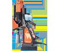 "Magnetic Drill (w/ Acc) - 4 x 4"" - 20.0 A / 39-D 400 *ICECUT 400"