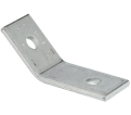 Angle Bracket - 45° Open Corner - Steel / B154ZN *Electrogalvanized