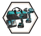 2 Tool Combo Kit - 18V Li-Ion / DLX2233TX1 *LXT