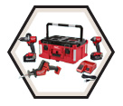 3 Tool Combo Kit - 18V Li-Ion / 2997-23POC *M18 FUEL w/ PACKOUT