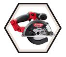 """Circular Saw - 5-3/8"""" to 5-7/8"""" - 18V Li-Ion / 2782 Series *M18 FUEL™"""