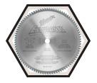 """Circular Saw Blade - 14"""" - 90T / 48-40-4510 *ENDURANCE™"""