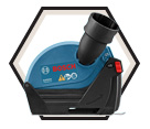 "Dust Collection Attachment - 5"" - Angle Grinders / GA50UC"