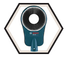 Dust Collection Attachment - SDS Max Hammers / HDC250