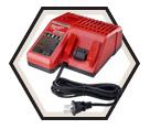 Battery Charger - 12V & 18V Li-Ion / 48-59-1800B Series M12™ & M18™