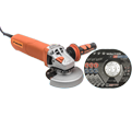 "Angle Grinder (w/ Acc) - 5"" - 10.5 amp / 30-A 905 *ZIPCUT™"