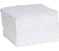 "Spill Pads - 15"" x 18"" - Oil Only / WP-M *CONTRACTOR GRADE"