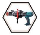 "Rebar Cutter (Tool Only) - 3/4"" - 18V Li-Ion / DSC191Z"