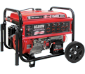 Generator (w/o Acc) - 8,500 W - Gas / KCG-8500GE *POWERFORCE