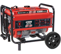 Generator (w/o Acc) - 4,200 W - Gas / KCG4200G *POWERFORCE
