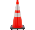 Traffic Cone - Reflective - Hi-Viz Orange / 71010 Series