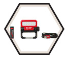 Work Light (Kit) - LED - USB Rechargeable / 2114-21 *ROVER