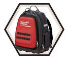 Modular Backpack - 48 Pockets - Ballistic Nylon / 48-22-8301 *PACKOUT
