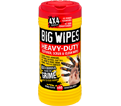 Cleaning Wipes - 80 pc - Heavy-Duty / BW010961 *BIG WIPES