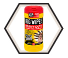 Multi Purpose Cleaning Towels - Big Wipes / HEAVY DUTY Series