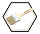Paint Brush - Chip (Resin) / HB280000 Series