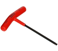 Hex Key - T-Handle - Ball End - Metric / 13160 Series *BALLDRIVER