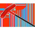Hex Key - T-Handle - Ball End - Metric / 13160 Series *BALLDRIVER