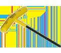 Hex Key - T-Handle - Ball End - SAE / 13100 Series *BALLDRIVER