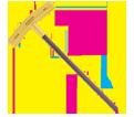 Hex Key - T-Handle - Hex End - SAE / 13200 Series