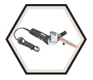 Electric Dynafile® II Abrasive Belt Tool - 6 A / 40610