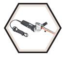 Electric Dynafile® II Abrasive Belt Tool - 6 A / 40610