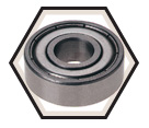Ball Bearing - 22mm / 62-108