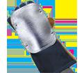 Back Hand Pad - Aluminized Deflector / 36680
