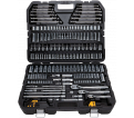 "Mechanics Tool Set - 1/4"", 3/8"" & 1/2"" - Chrome / DWMT72165 (204 PC)"