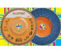 Flap Discs - Zirconia Alumina - Type 27S / 06-W Series *ALLSTEEL™