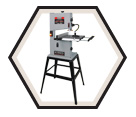 "Stationary Bandsaw - 10"" - 3.4 amp / KC-1002C"