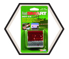 "Reflective Tape - 2"" - Red & Silver / RE21 Series *ROAD SMART"