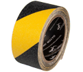 "Non-Slip Tape - 2"" - Yellow & Black Hatch / RE3864"