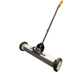 "Magnetic Sweeper w/ Quick Release - 24"" - Aluminum / 70288"