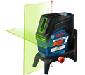 Laser Level - Lines & Points - Green - 12V Li-Ion / GCL100-80CG *MAX CONNECTED