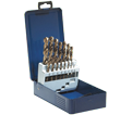 Jobber Drill Bit Set - 135° - Fractional / 01-E 606 *SST+ (15 pc)