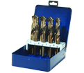 Prentice Drill Bit Set - 135° - Fractional / 01-E 708 *SST+ (8 pc)