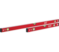 Box Beam Levels - Compact Magnetic - Metal / MLCMSM48 *REDSTICK™