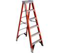 Step Ladder - Type 1AA - Fiberglass / 7400CA Series *XHD