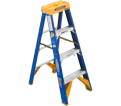 Step Ladder - Type 1AA - Fiberglass / OBEL00CA Series *OLD BLUE