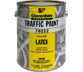 Industrial Traffic Paint - Latex - Yellow / 70252 *LATEX ZONE
