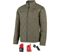 Heated Jacket - Unisex - 12V Li-Ion / 203OG Series *AXIS