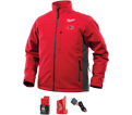 Heated Jacket (Kit) - Unisex - 12V Li-Ion / 202R Series *TOUGHSHELL