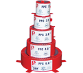 "PPC Plastic Pipe Collar - 2"" (51 mm) / PPC2.0"